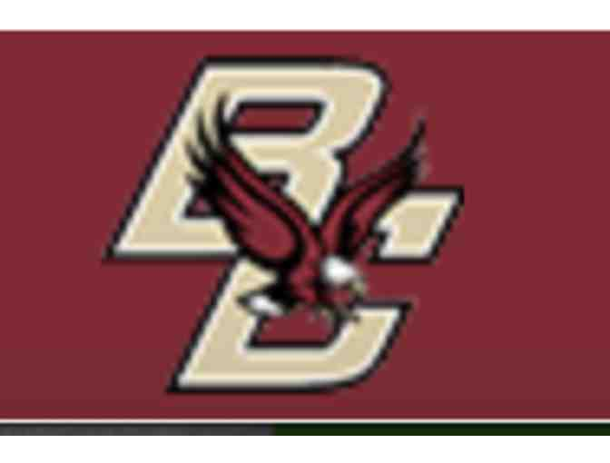 4 Boston College Men's Basketball Game Tickets November 20 versus Eastern Washington - Photo 1