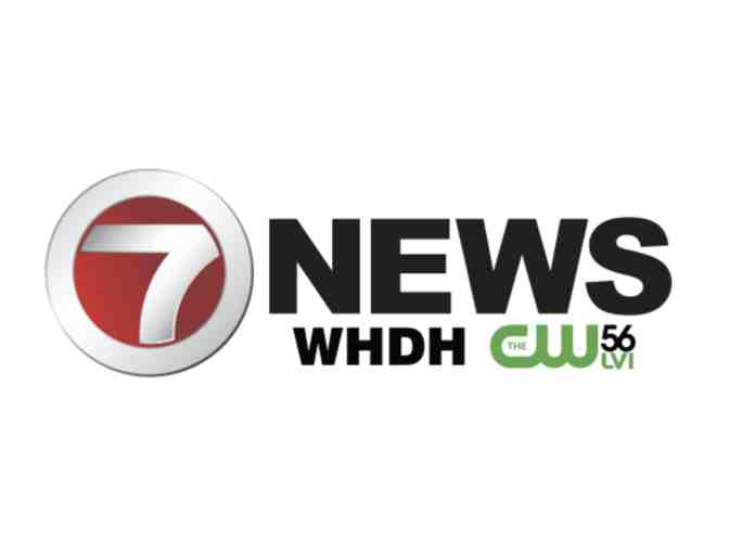 VIP Tour of WHDH-TV Channel 7