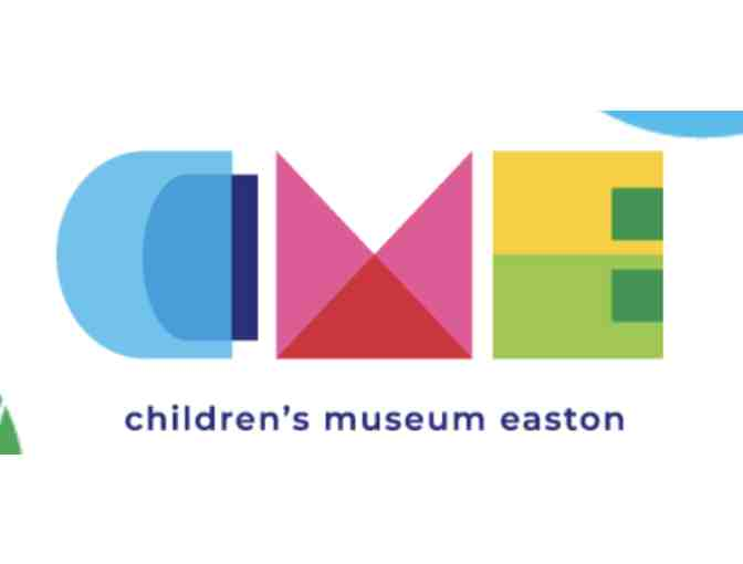 4 Passes to The Children's Museum in Easton - Photo 1
