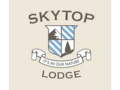 One-Night Stay at the Skytop Lodge including Breakfast for Two