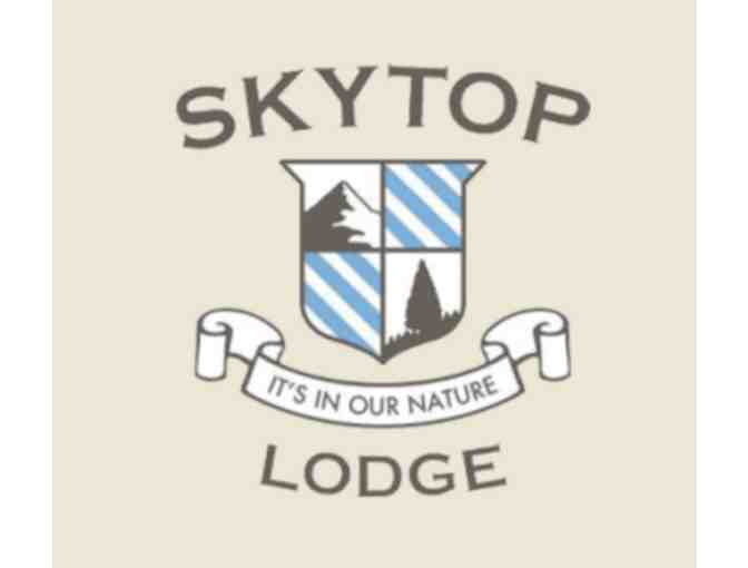 One-Night Stay at the Skytop Lodge including Breakfast for Two - Photo 1