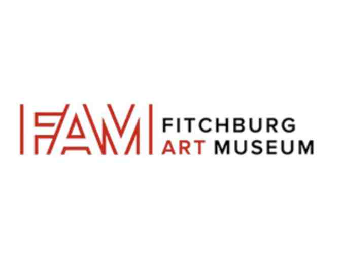 4 Passes to the Fitchburg Art Museum - Photo 1