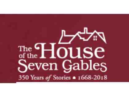 4 passes to The House of the Seven Gables