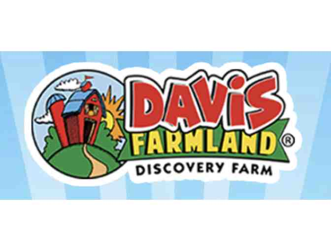 Day Pass for 2 to Davis Farmland or Davis Mega Farm Festival - Photo 1