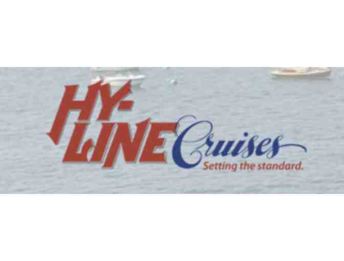 Hy-Line Cruises Pass for 2 on High-Speed Martha's Vineyard/Hyannis Ferry - Photo 1