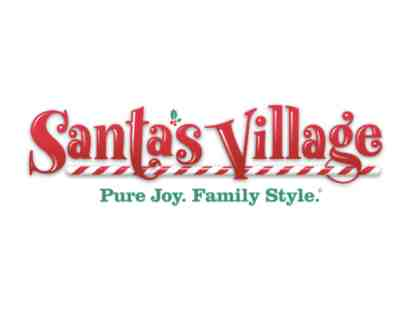 2 Admission Passes to Santa's Village