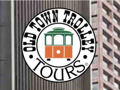 2 Passes Old Town Trolley Tours of Boston