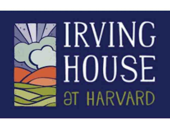 One Night Stay for 2 at Irving House at Harvard Bed and Breakfast