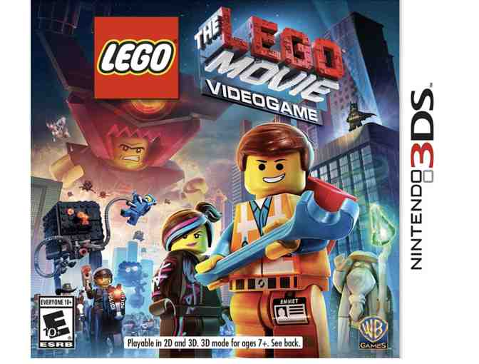 The Lego Movie Video Game Nintendo 3DS