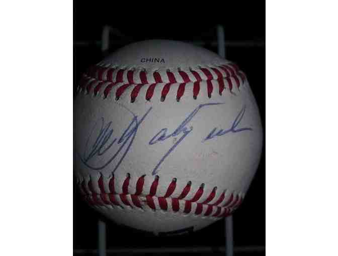 Carl Yastrzemski Boston Red Sox Signed Baseball