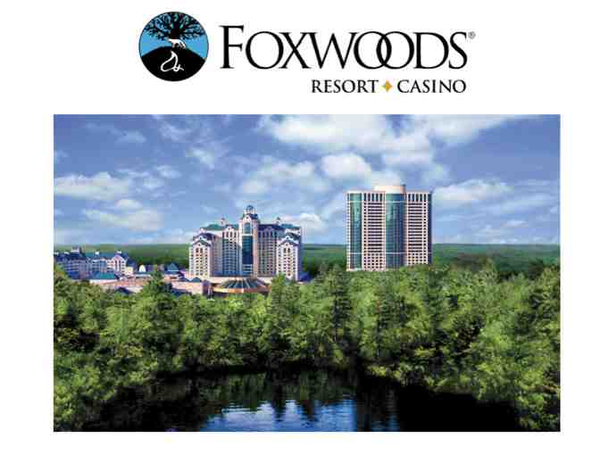 Dinner for 2 at any Foxwoods Restaurant