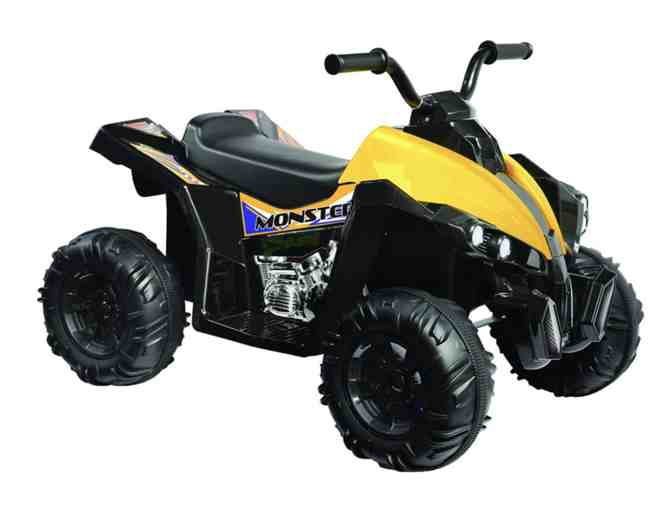 Monster Quad 12v Battery Operated Ride On