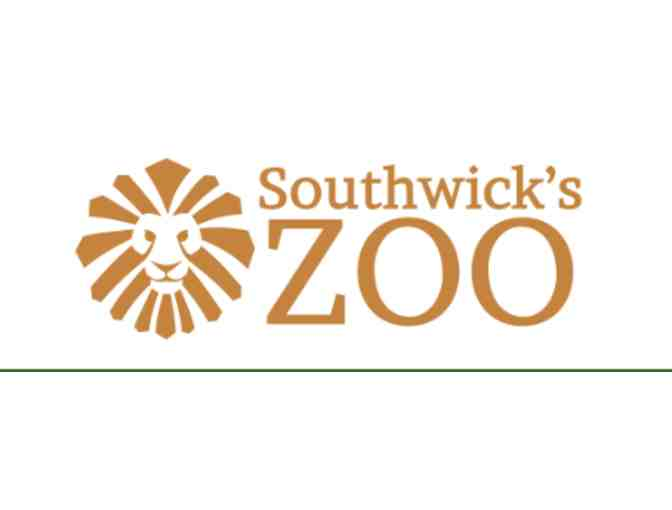 2 Passes to Southwick's Zoo - Photo 1