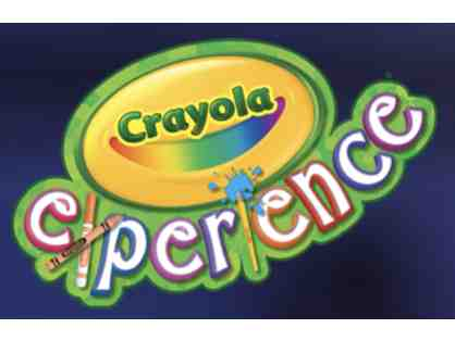 2 Passes to the Crayola Experience in Easton, PA