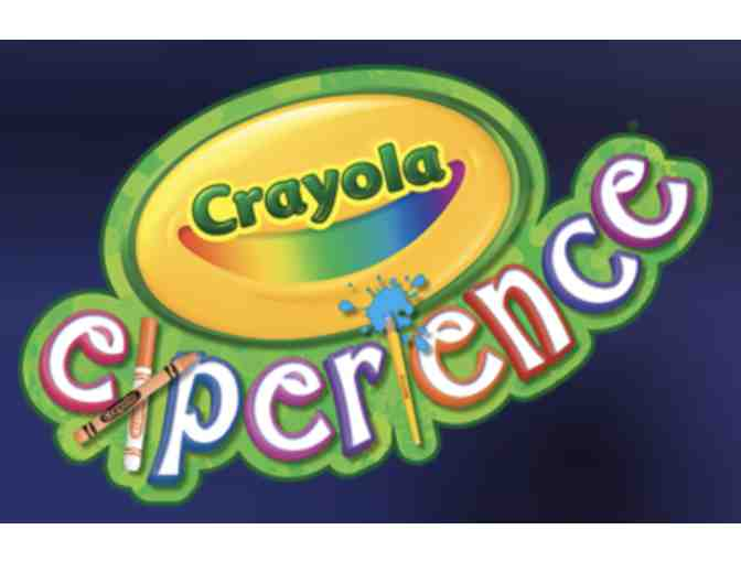 2 Passes to the Crayola Experience in Easton, PA - Photo 1