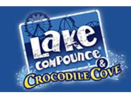 Two Admission Tickets to Lake Compounce