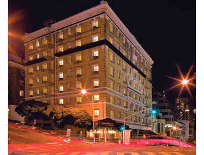 2 nights in heart of San Francisco @ Union Square! 4 star!  Includes 60 minute Massage ! - Photo 1