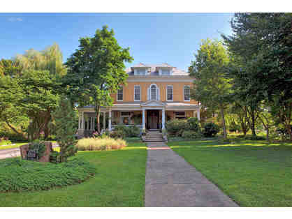 2 nights in Beall Mansion An Elegant Bed & Breakfast Inn, tripadvisor 5 star residence