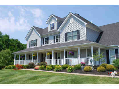 3 nights @ Pillow & Paddock B & B  in La Grange,KY + MORE -  5 star!