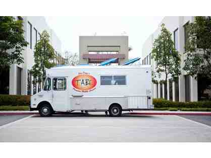 Enjoy $100 gift card to Tabe's BBQ FOOD TRUCKS San Diego 200+ YELP Reviews