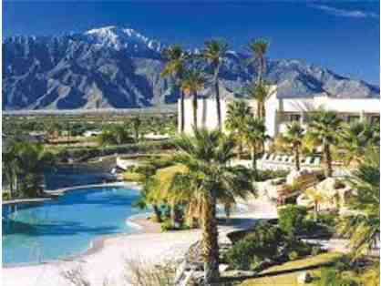 1 night @ Miracle Springs Hot Mineral Resort near Palm Springs,CA