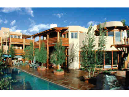 1 nights Chipeta Solar Spring  in Ridgway, CO + $200 SPA Credit + $100 FOOD CREDIT