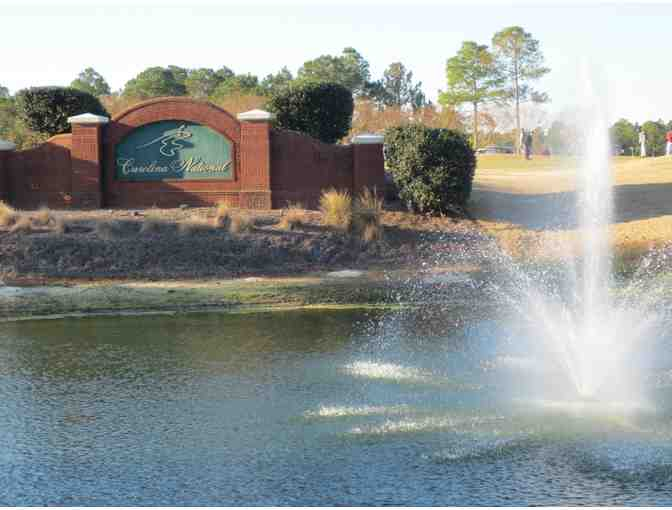 Enjoy Golf for 4 @ Carolina National Golf Club Bolivia,NC + $100 FOOD Credit