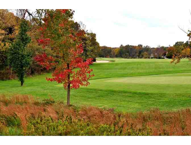 Enjoy Golf for 4 @ Dominion Valley Country Club Haymarket,VA + $100 Food Credit