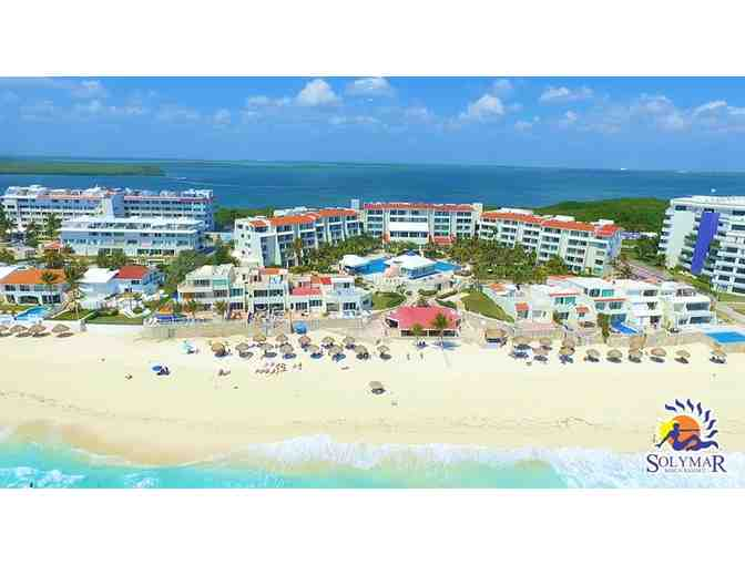Enjoy 4 nights @ famous Solmar Cancun Resort 4 star RATED