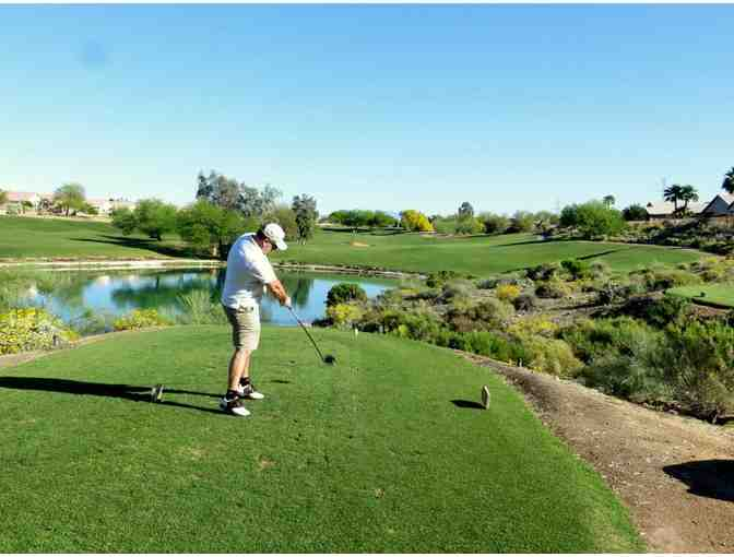 Coyote Lakes Golf Course Getaway Surprise, Arizona + 2 nights LUXE CONDO + $200 FOOD