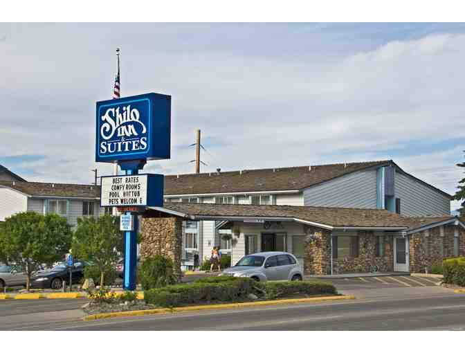 Enjoy $100 Gift Certificate to Shilo Inns Helena, Helena, MT + $100 BONUS Food Credit