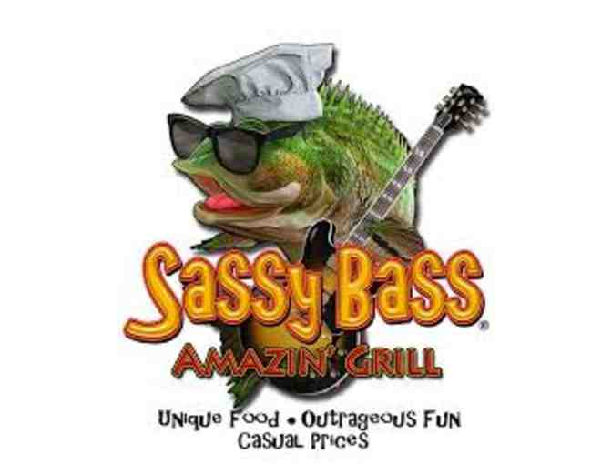 $100 Certificate to Sassy Bass Amazin Grill AND! to Sassy Bass Crazy Donuts - Photo 2