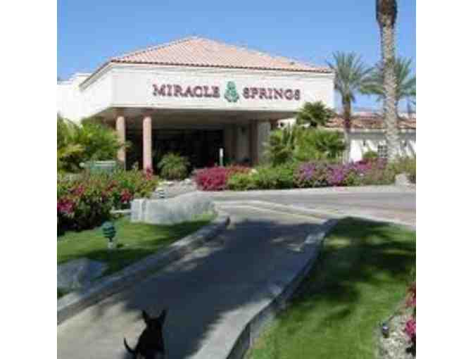 1 night Food & Stay Package @ Miracle Springs Hot Mineral Resort near Palm Springs,CA - Photo 2