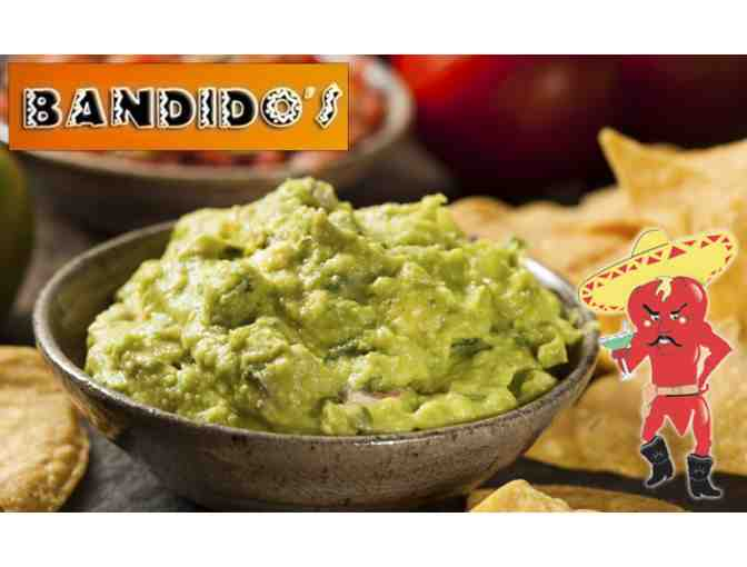 Enjoy $100 to Bandido's Mexican Cafe in Hillborough, NC 3.7 Stars + $100 FOOD - Photo 3