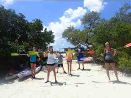 AquaVentures Eco Tours  3 hour package for 2 In Florida Keys 5 Star Reviews