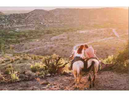 Enjoy 1.5 Hr COWPOKE RIDE from Horsin Around Adventures in Sedona, AZ + $100 FOOD
