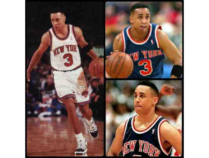 John Starks Ultimate Basketball Package!