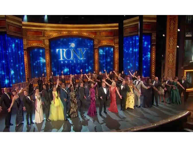 Tony Awards -2019 - 2 Tickets plus Airfare
