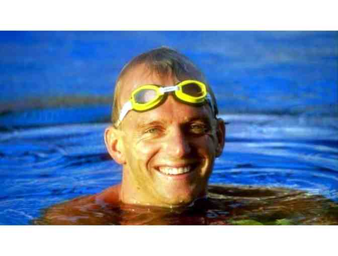 Swim Clinic with Olympic Champion Rowdy Gaines