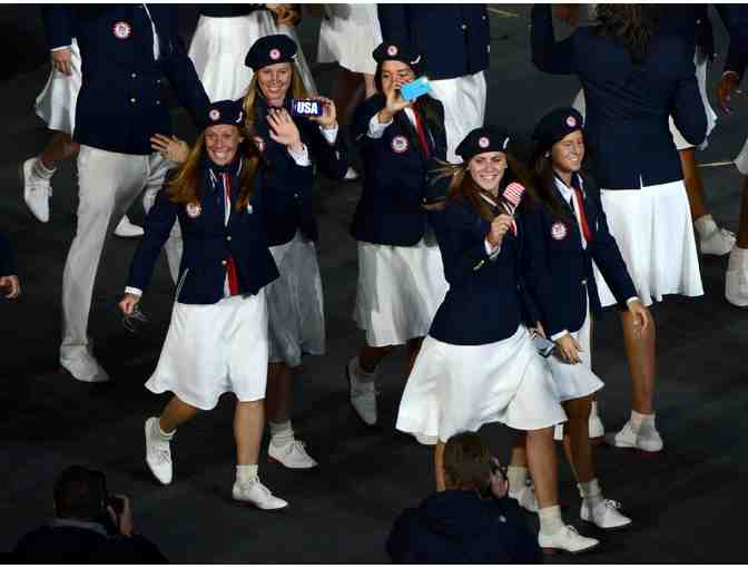 2012 Olympic Games Opening Ceremonies Outfit - Women's Size 10
