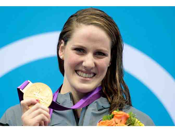 Personal Cell Phone Greeting Recorded by Missy Franklin