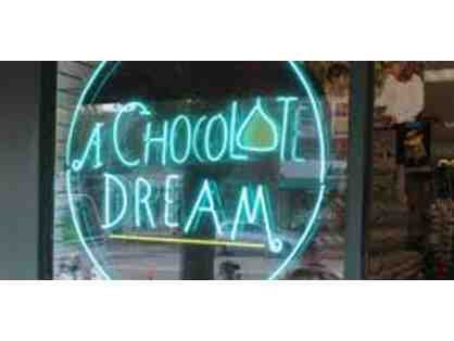 $15 Gift Certificate - A Chocolate Dream in Belmont Center
