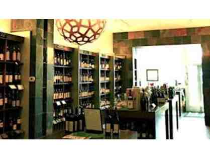 $50 Gift Certificate for Cuvee Fine Wines in Belmont Center