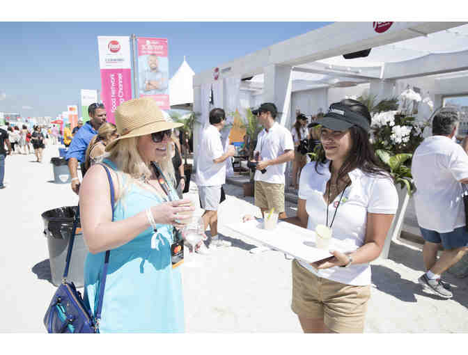South Beach Wine & Food Festival VIP Package