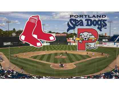 NEW ITEM: Skybox at Portland Sea Dogs - Sat., May 27th: 22 tickets