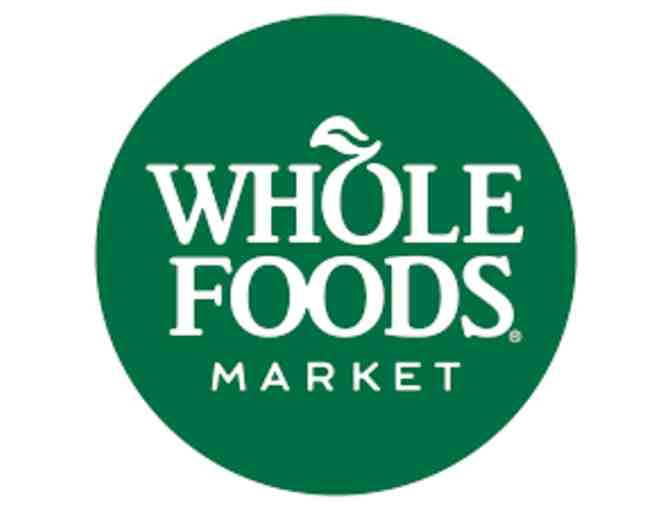 $100 Gift Certificate to Whole Foods - Photo 1