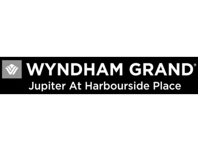 2 Night Stay in a Deluxe Room at the Wyndham Grand-includes Parking & Hotel Service Fee - Photo 1