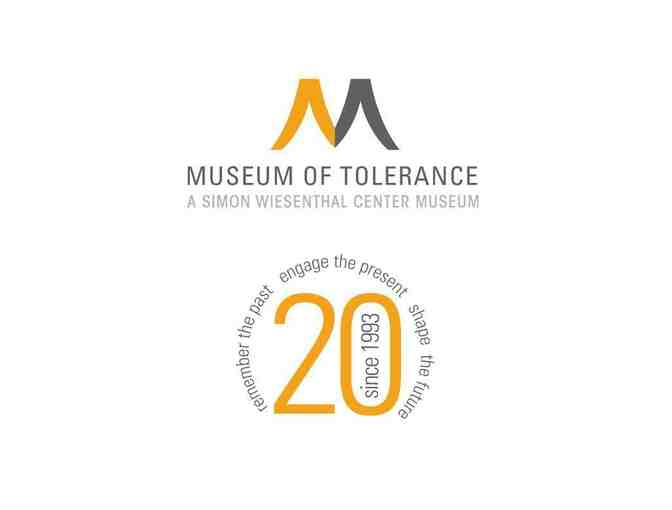 Museum of Tolerance - VIP Guest Pass for Two (2) - Photo 1