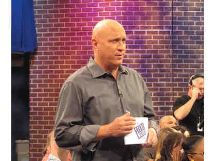 4 VIP Tickets to the Steve Wilkos Show with Goodie Package