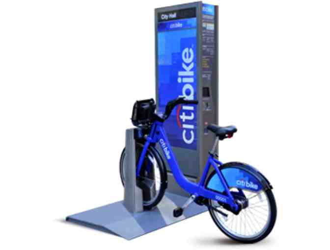 One-year Citi Bike Membership